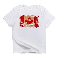 Canada Flag Infant T-Shirt