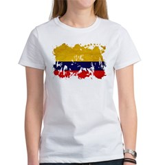 Colombia Flag Tee