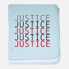 OYOOS Political Justice design baby blanket