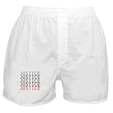 OYOOS Political Justice design Boxer Shorts