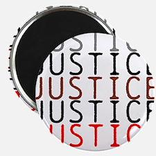 "OYOOS Political Justice design 2.25"" Magnet (100 p"