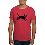 Black Labrador Retriever Dark T-Shirt