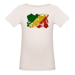 Congo Republic Flag Tee