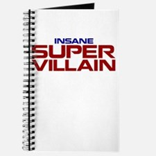 Super Villain - Lex Luthor Journal