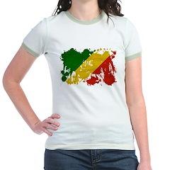 Congo Republic Flag T