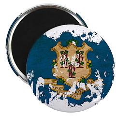 Connecticut Flag Magnet