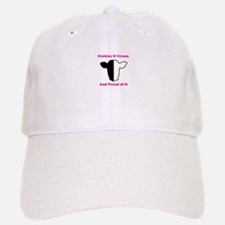 Cookies and Cream Biracial Pride Baseball Baseball Cap