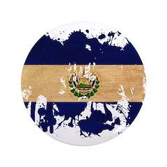 El Salvador Flag 3.5