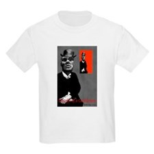 Portrait of a Gentleman Kids T-Shirt