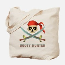 Booty Hunter Tote Bag