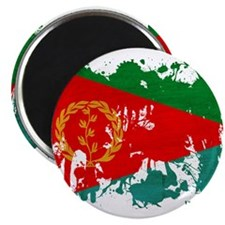 """Eritrea Flag 2.25"""" Magnet (100 pack)"""