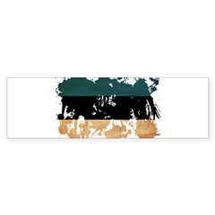 Estonia Flag Bumper Sticker