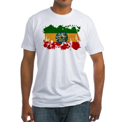 Ethiopia Flag Shirt