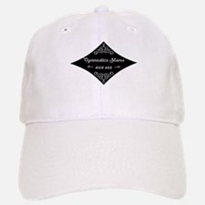 Gymnastics Moms Kick Ass Baseball Baseball Cap