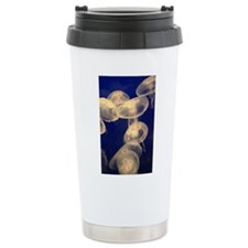 Jellyfish As Art Travel Mug