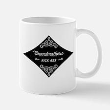 Grandmothers Kick Ass Mug