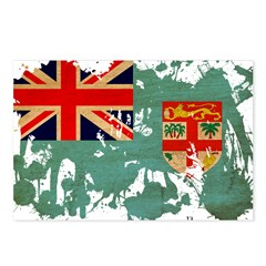 Fiji Flag Postcards (Package of 8)