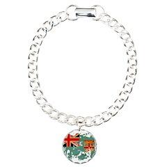 Fiji Flag Bracelet