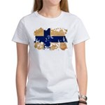 Finland Flag Women's T-Shirt