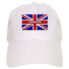 Awesome British Flag Baseball Cap