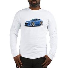 California Blue Coupe Long Sleeve T-Shirt