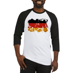 Germany Flag Baseball Jersey