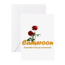 Cute Camerun Greeting Cards (Pk of 10)