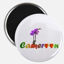 """Cameroon Goodies 2.25"""" Magnet (10 pack)"""