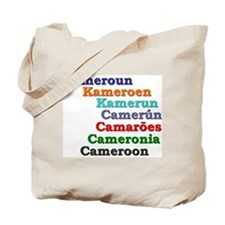 Cameroon Goodies Tote Bag
