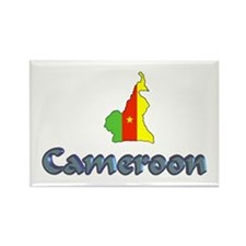 Cameroon Goodies Rectangle Magnet