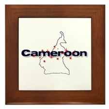 Cameroongoodies Framed Tile