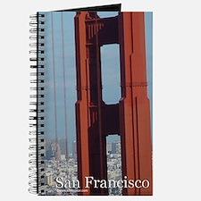 San Francisco Golden Gate Bridge Journal
