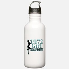 40th Birthday Gifts Water Bottle