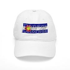Denver, Colorado Baseball Cap