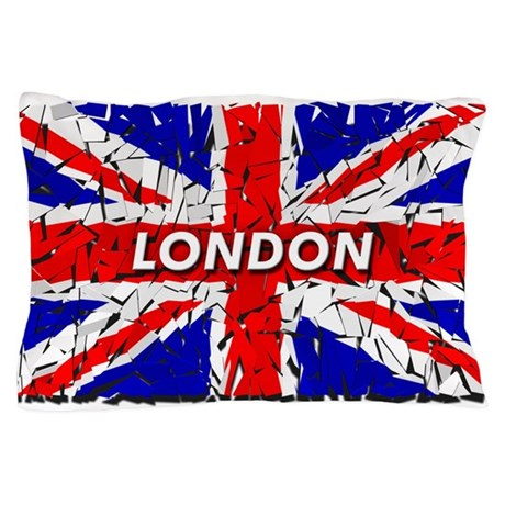 Awesome British Flag Pillow Case