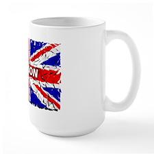 Awesome British Flag Mug