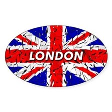 Awesome British Flag Decal