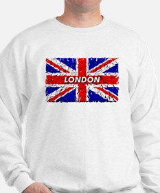 Awesome British Flag Sweatshirt
