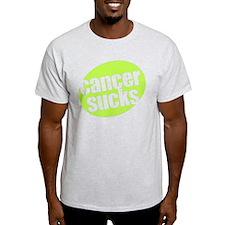 cancersucksBLK T-Shirt