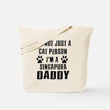 Singapura Daddy Tote Bag