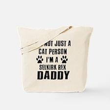 Selkirk Rex Daddy Tote Bag