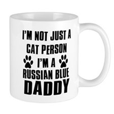 Russian Blue Daddy Mug
