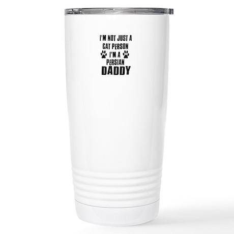 Persian Daddy Stainless Steel Travel Mug