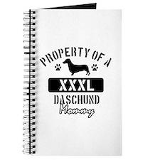Daschund Mommy Journal