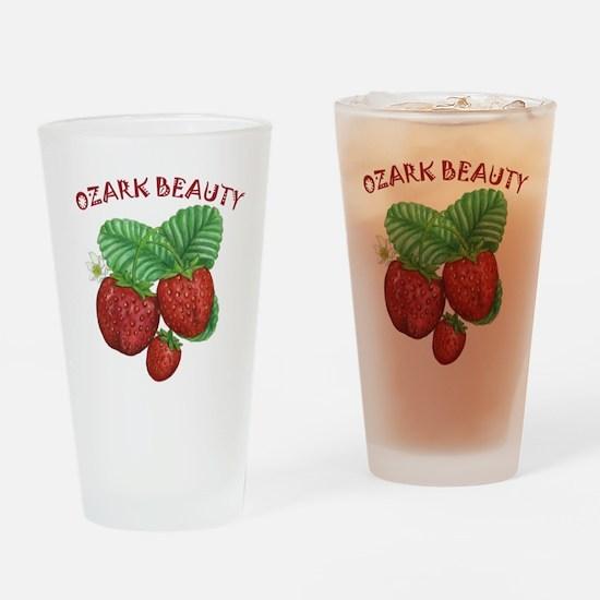 ozark beauty Drinking Glass