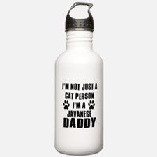 Javanese Daddy Sports Water Bottle