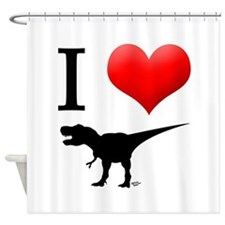 Dinosaurs Shower Curtain