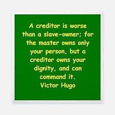 victor hugo quote Queen Duvet
