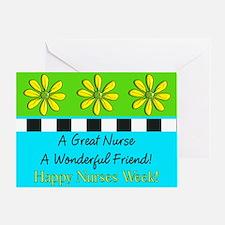 Nurse Week May 6th Greeting Card