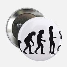"""Cute Unicycle 2.25"""" Button (10 pack)"""